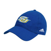 Adidas Royal Slouch Unstructured Low Profile Hat-Interlocking SU