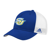 Adidas Royal Structured Adjustable Hat-Interlocking SU