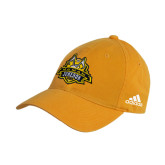 Adidas Gold Slouch Unstructured Low Profile Hat-The Human Jukebox Official Mark