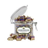 Snickers Satisfaction Small Round Canister-The Human Jukebox Official Mark
