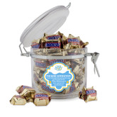 Snickers Satisfaction Round Canister-Interlocking SU
