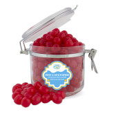 Sweet & Sour Cherry Surprise Round Canister-Interlocking SU