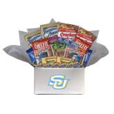 College Care Package Snackdown Deluxe-Interlocking SU