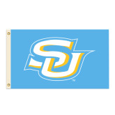 3 ft x 5 ft Flag-Interlocking SU