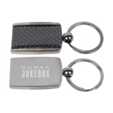 Corbetta Key Holder-Human Jukebox Wordmark Engraved
