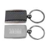 Corbetta Key Holder-Human Jukebox Wordmark Engraved