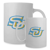 Full Color White Mug 15oz-Interlocking SU