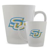 Full Color Latte Mug 12oz-Interlocking SU