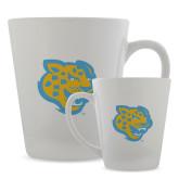 Full Color Latte Mug 12oz-Jaguar Head