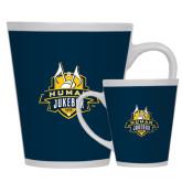 Full Color Latte Mug 12oz-The Human Jukebox Official Mark