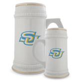 Full Color Decorative Ceramic Mug 22oz-Interlocking SU