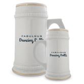 Full Color Decorative Ceramic Mug 22oz-Fabulous Dancing Dolls Wordmark