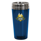 Solano Acrylic Blue Tumbler 16oz-The Human Jukebox Official Mark