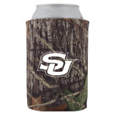 Collapsible Mossy Oak Camo Can Holder-Interlocking SU
