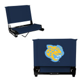 Stadium Chair Navy-Jaguar Head