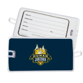 Luggage Tag-The Human Jukebox Official Mark