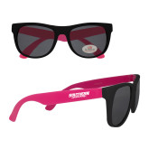 Black/Hot Pink Sunglasses-Southern Jaguars
