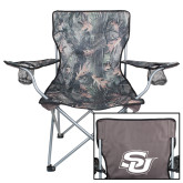 Hunt Valley Camo Captains Chair-Interlocking SU