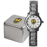 Mens Stainless Steel Fashion Watch-Fabulous Dancing Dolls Official Mark