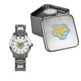 Ladies Stainless Steel Fashion Watch-Jaguar Head