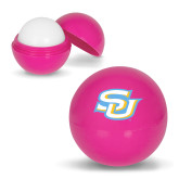 Fuchsia Lip Moisturizer Ball-Interlocking SU