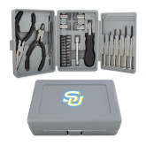 Compact 26 Piece Deluxe Tool Kit-Interlocking SU