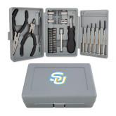 Compact 26 Piece Deluxe Tool Kit-Interlocking SU