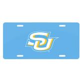 License Plate-Interlocking SU