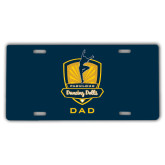 License Plate-Fabulous Dancing Dolls - Dad