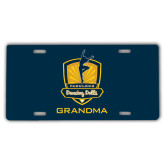 License Plate-Fabulous Dancing Dolls - Grandma