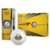 Callaway Warbird Golf Balls 12/pkg-The Human Jukebox Official Mark