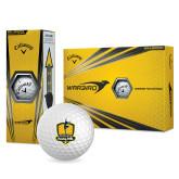Callaway Warbird Golf Balls 12/pkg-Fabulous Dancing Dolls Official Mark