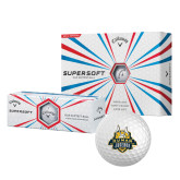 Callaway Supersoft Golf Balls 12/pkg-The Human Jukebox Official Mark