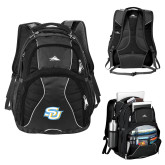 High Sierra Swerve Compu Backpack-Interlocking SU
