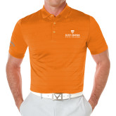 Callaway Opti Vent Orange Polo-Primary Logo