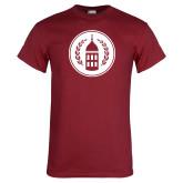 Cardinal T Shirt-Tower Logo