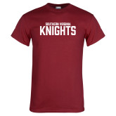 Cardinal T Shirt-Southern Virginia Knights