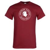 Cardinal T Shirt-Basketball