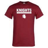 Cardinal T Shirt-Knights Lacrosse