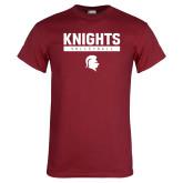 Cardinal T Shirt-Knights Volleyball