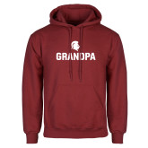 Cardinal Fleece Hoodie-Grandpa