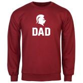 Cardinal Fleece Crew-Dad