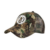 Camo Pro Style Mesh Back Structured Hat-Tower Logo