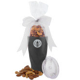 Deluxe Nut Medley Vacuum Insulated Graphite Tumbler-Tower Logo Engraved