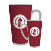 Full Color Latte Mug 17oz-Tower Logo