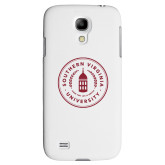 White Samsung Galaxy S4 Cover-Primary Mark