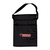 Koozie Black Lunch Sack-SWAC