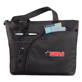 Excel Black Sport Utility Tote-SWAC