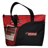 Excel Red Sport Utility Tote-SWAC