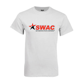 White T Shirt-SWAC